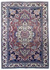Vintage Oriental, Handknotted Wool Rug, (3' x 5')