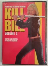 Kill Bill Vol. 2 Dvd Uma Thurman Carradine Madsen Hannah New Sealed Usa