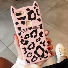 3D Cartoon Disney Silicone Rubber Soft Cute Case Cover Skin for iPhone X Samsung