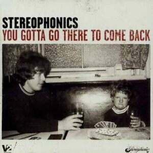 STEREOPHONICS YOU GOTTA GO THERE TO COME BACK DOUBLE VINYL LP