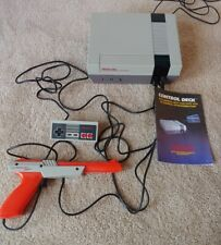 Excellent Original NES Nintendo Entertainment System Console Bundle