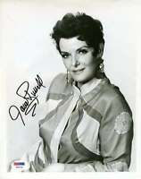 JANE RUSSELL SIGNED PSA/DNA CERTIFIED 8X10 PHOTO AUTHENTICATED AUTOGRAPH