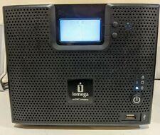 Used Iomega EMC ix4-200d with 3x Seagate Barracuda LP 2TB HDDs