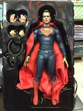 DC Comics Man of Steel Superman Henry Cavill 1/6TH scale Action Figure Pvc Toys