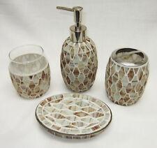 JLA Bath Mosaic Bath Ensemble, Neutral, Lotion Pump