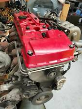 FORD FPV BA BF F6 TYPHOON LONG ENGINE WITH INLET MANIFOLD **SMOKING**