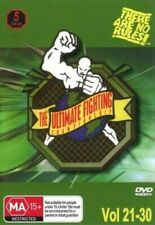 ULTIMATE FIGHTING CHAMPIONSHIP VOLUME 21-30 - UFC DVD BRAND NEW & SEALED