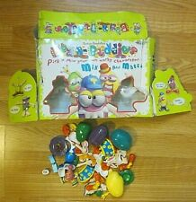 Bean Buddies Wacky Characters to Build 51 Pieces Aigo