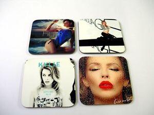 Kylie Minogue Album Cover COASTER Set  #3