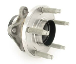 Wheel Bearing and Hub Assembly-FWD Rear SKF BR930624