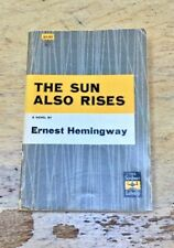 The Sun Also Rises by Ernest Hemingway (1954, The Scribner's Library Vintage)