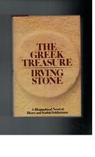 The Greek Treasure - Irving Stone - 1975