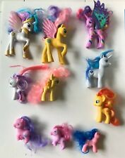 Lot Of 10 My Little Pony and other Horse Dolls