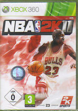 NBA 2K11 (Microsoft Xbox 360, 2010, DVD-Box)