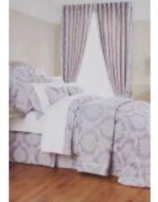 CHRISTY ROMEO Lavender Grey King Size Valance  Sheet  BNIP RRP £85