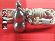 Martial arts 304 Stainless Steel Martial Arts Gourd Kung Fu Meteor Hammer