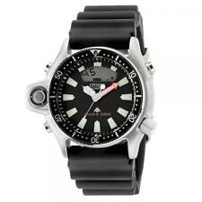 CITIZEN PROMASTER AQUALAND JP2000-08E BLACK STRAP 24MM Rubber WatchBand