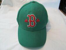 Boston Red Sox Hat Baseball Cap Twins Enterprise OS Acrylic/Wool Blend NEW