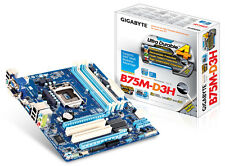 Gigabyte B75M-D3H mATX Socket 1155 MB Motherboard, Intel 3rd Gen CPU, DVI, HDMI