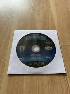 PS3 Playstation 3 Disney Universe Disc Only