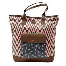 Victorian Heart Bella Taylor Antebellum Caravan Canvas Tote Handbag New NIP