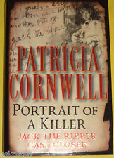 Portrait of a Killer 2002 Jack the Ripper Case Closed First Edition Biog See!