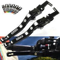 CNC Adjustable Motorcycle Brake Clutch Levers Pour Honda CBR125R 2011-2014-19
