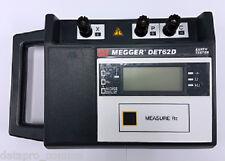Megger DET62D - Three-Terminal Digital Ground Resistance Tester