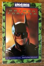 Batman Forever by Peter David (1995, Hardcover)