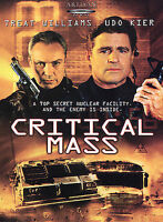 Critical Mass (DVD, 2003) Factory Sealed - FREE Shipping and Returns