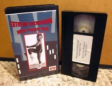 PEPPER VON Extreme Kickboxing fitness VHS exercise National Aerobics Champion