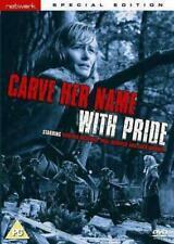 CARVE HER NAME WITH PRIDE Special Edition Virginia McKenna DVD Region 2
