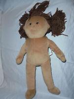 "Fanny's Play House Ethnic Doll 16"" Plush Soft Toy Stuffed Animal"