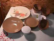 Lenox Ware Melmac Flowers Set- 31 pcs