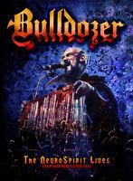 BULLDOZER - The NeuroSpirit Lives  - DVD+CD