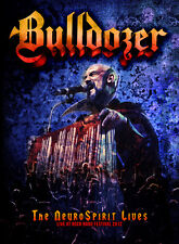 BULLDOZER - The NeuroSpirit Lives  - DVD+CD