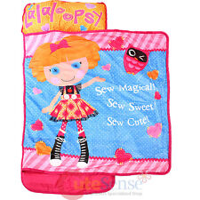 "Lalaloopsy Kids Nap Mat with Pillow and Blanket (26""x 46"")"