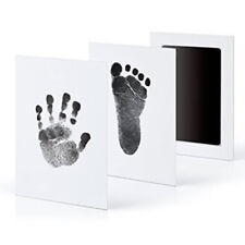 Inkless Wipe Handprint & Footprint Kit Baby & Newborn Keepsake Treasure Memories