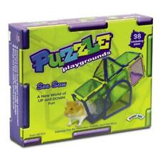 Superpet Critter Puzzle See Saw for Small Animals | Small Animals