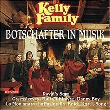 Kelly Family Botschafter in Musik (16 tracks, 1978-81) [CD]