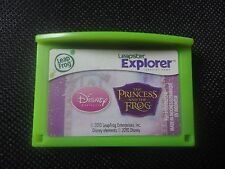 Leap Frog Leapster Explorer Game Cartridge: Disney The Princess And The Frog B