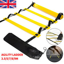 9M Speed Agility Ladder Fitness Training Ladder Soccer Sports Footwork Practise
