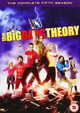 The Big Bang Theory Complete Season 5 DVD 5th Series New Sealed Original UK R2