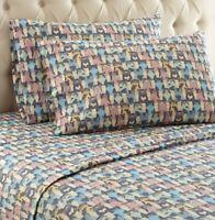 Shavel Micro Flannel Sheet SET - Kool Kats