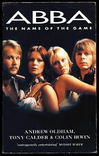ABBA - The Name of the Game - Andrew Oldman,Tony Galder, Colin Irwin - UK