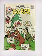 Yogi Bear #25 F 1975 Charlton comic