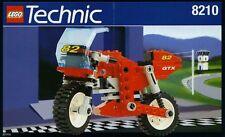 NEW Lego Technic Model 8210 Nitro GTX Bike Sealed