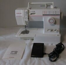 Singer 9018 Electric Sewing Machine with Foot Control with Instruction Booklets
