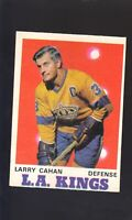 1970-71 O-PEE-CHEE LARRY CAHAN #164 NM-MT KINGS