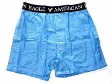 MENS AMERICAN EAGLE OUTFITTERS 100% COTTON BOXER SHORTS SIZE XL 40-42